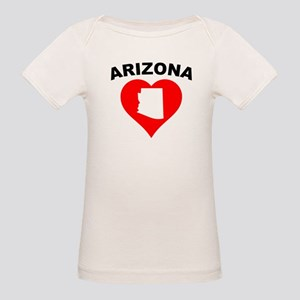 Arizona Heart Cutout T-Shirt